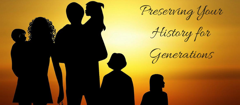 Speak House Audio Transfers Your History - Family