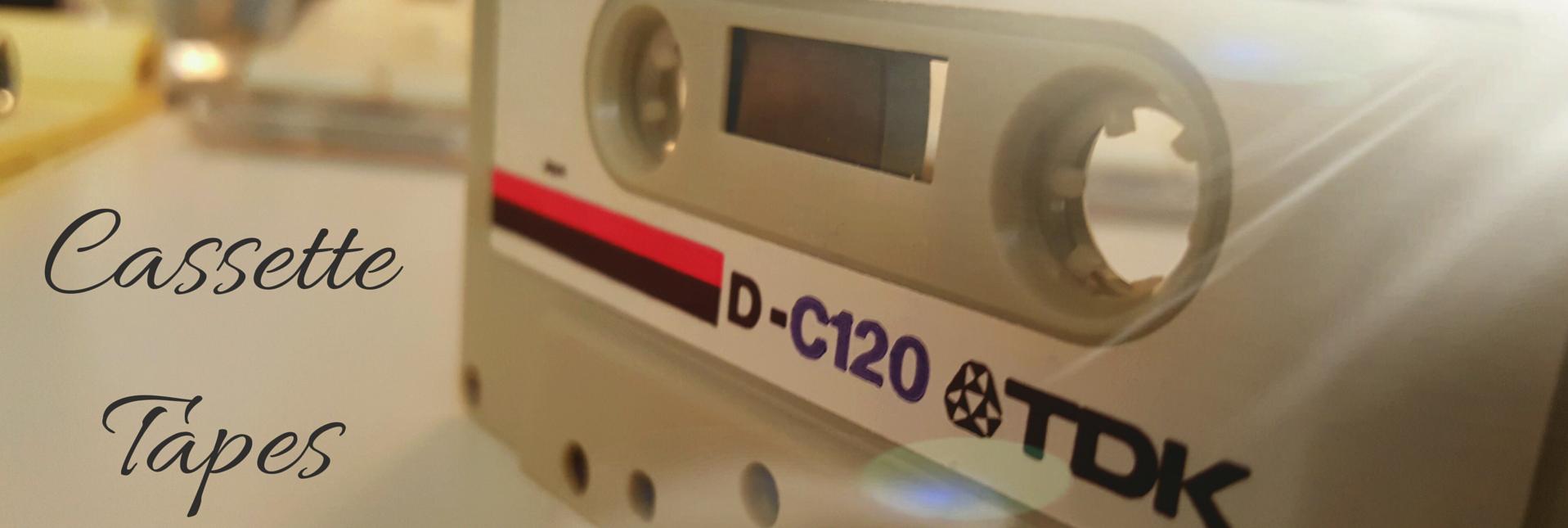 Speak House Audio Transfers-Cassette Tapes