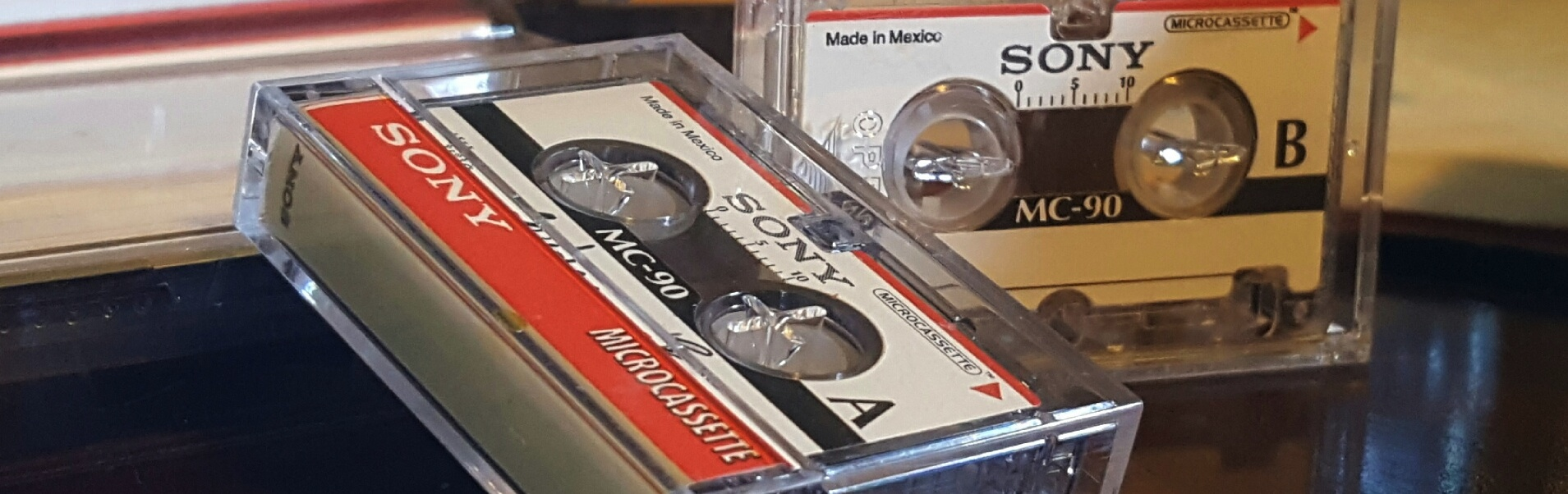 tape to cd service-microcassettes
