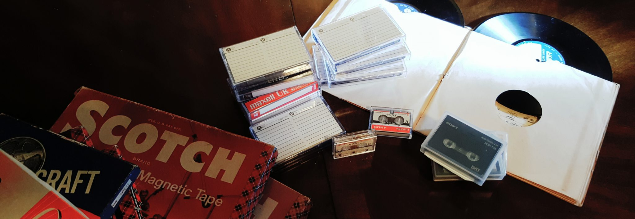 A tape to cd service you can count on formats