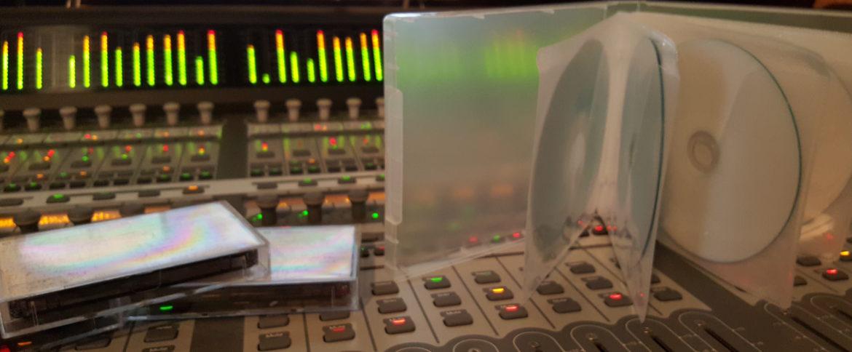 Cassettes to CD for Steve's story
